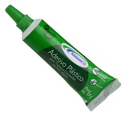 COLA PLASTICO PVC 17G - AMANCO