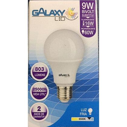 LAMPADA LED 09W A60 - GALAXY
