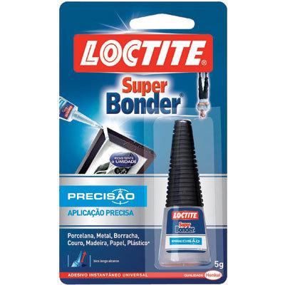 COLA ESPECIAL SUPER BONDER 3GR - LOCTITE