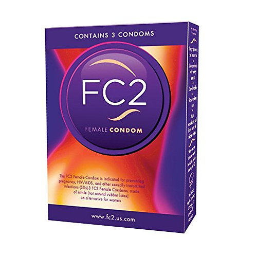 Female Condoms by FC2