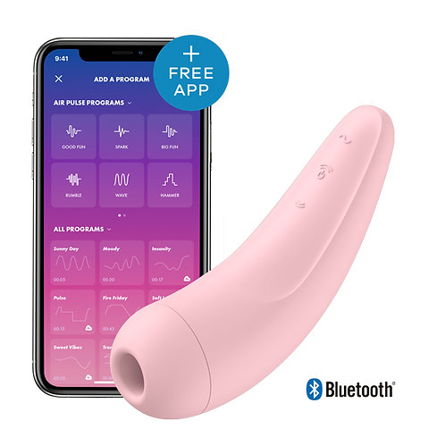 Curvy 2+ by Satisfyer