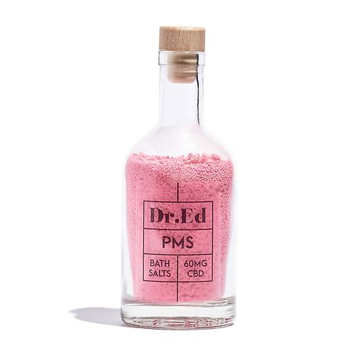 CBD PMS Bath Salts by Dr Ed