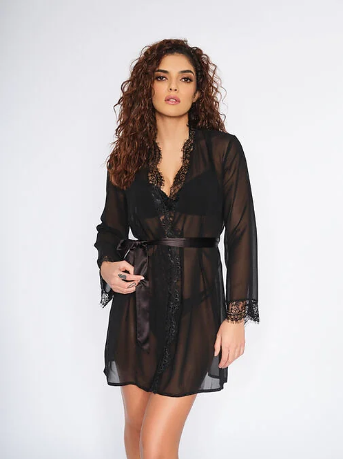 Intrigue Robe by AS
