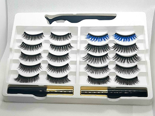 Magnetic Lash Set by Mad House Mansion