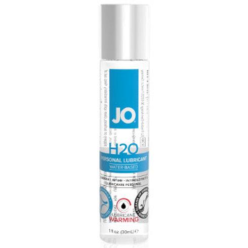 Jo H20 Warming Lubricant 30ml
