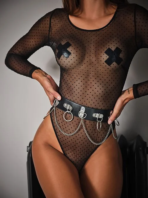 Bondage Belt by AS