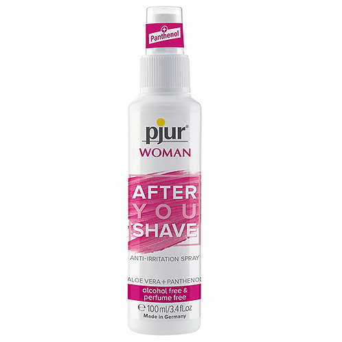 Pjur Woman Soothing After Shave Spray 100ml