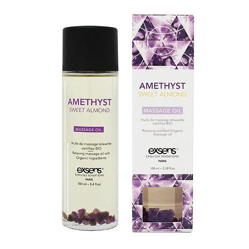 Amethyst Massage Oil by EXSENS