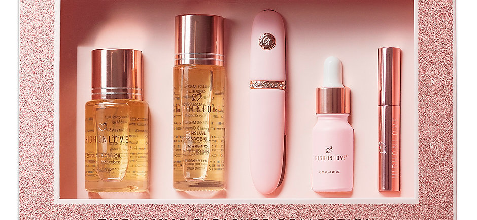 Mini Pleasures Collection by HighOnLove
