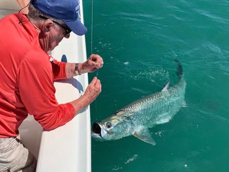 May Fishing Update