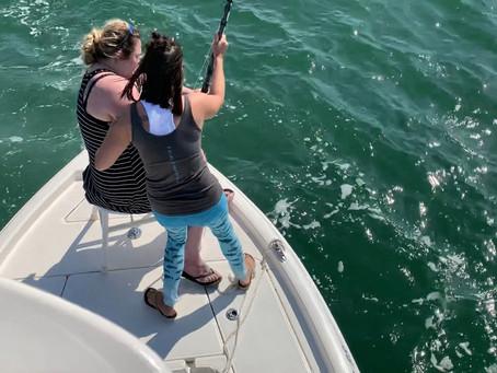 April Fishing Update