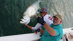 Tarpon Fishing with Richard Simms