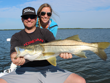 Inshore Snook Fishing