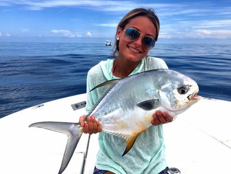 Summer Gulf Catches