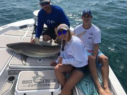 Shark Fishing Boca Grande