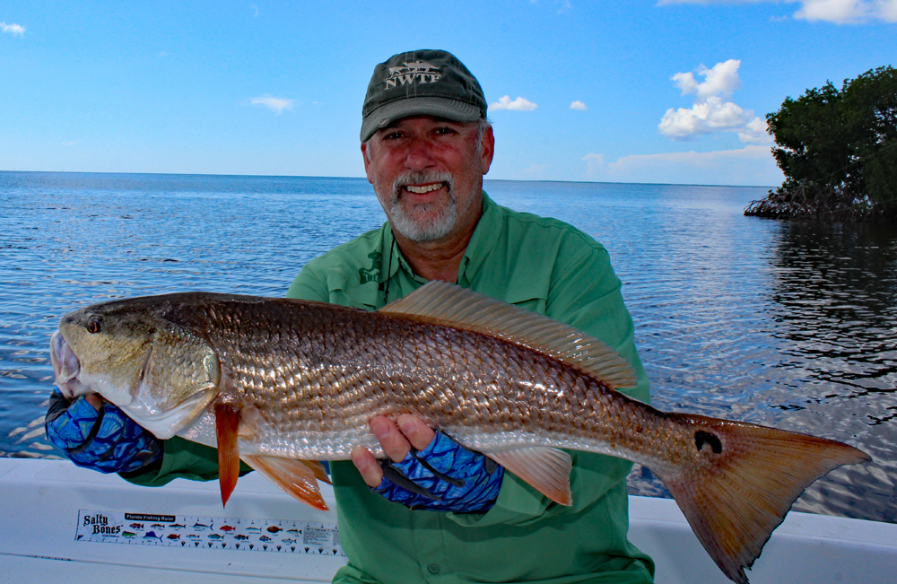 Ken & Redfish