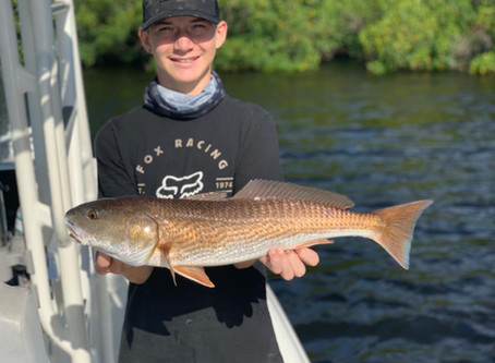 Fall Flats Fishing