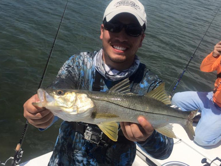 Snook Tag and Release