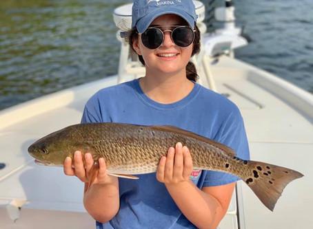 Summer Flats Fishing