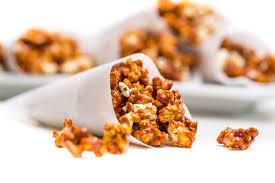 超簡單焦糖爆谷- 喜歡吃爆谷,還是自己做較好, 超簡單容易做,不用焗爐,超酥脆又超美味,做一大盤,吃得很過癮!