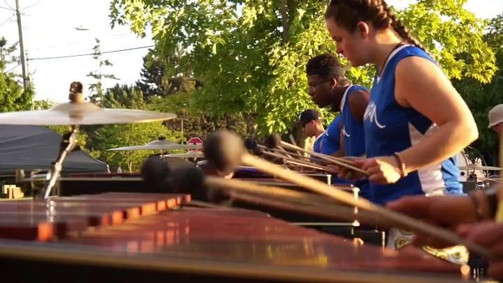 Seattle Cascades Percussion
