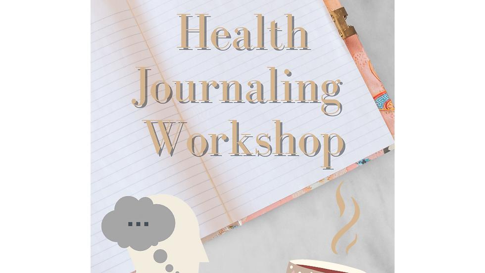 Mental Health Journaling E-book