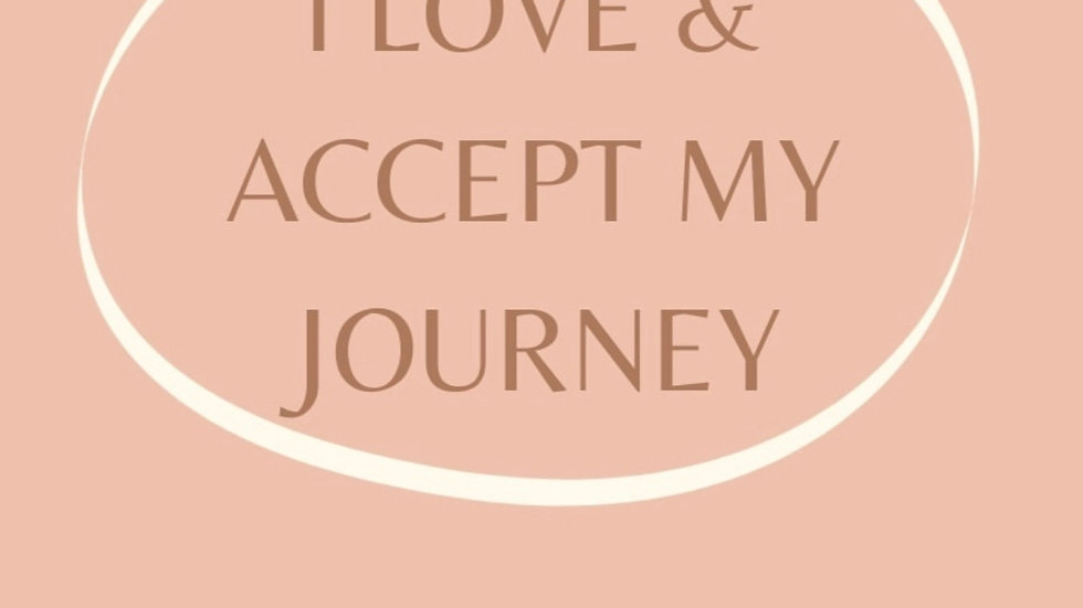 The Flawed Journey - Love, Hope & Confidence Wallpaper Collection