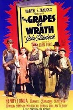 THE GRAPES OF WRATH (Hardback)