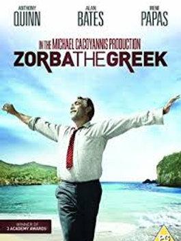 ZORBA THE GREEK  (paperback)