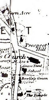 Local history map of Cheetham