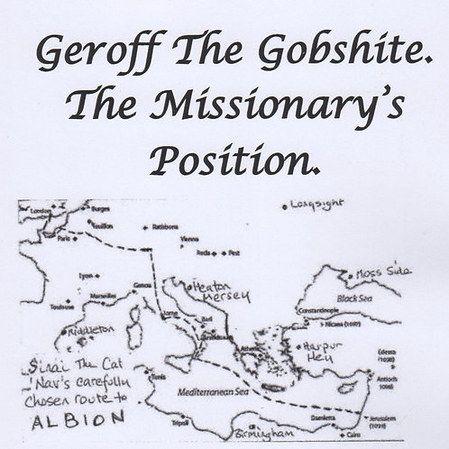 Geroff The Gobshite - Vol 2.