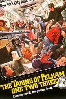 THE TAKING OF PELHAM 123 (Paperback)