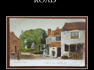 Discover the history of Cheetham Hill Road