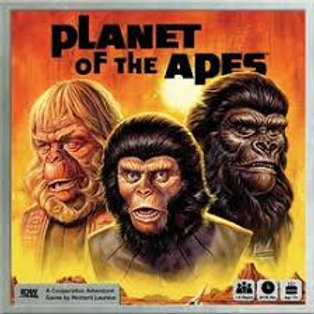 PLANET OF THE APES (paperback)