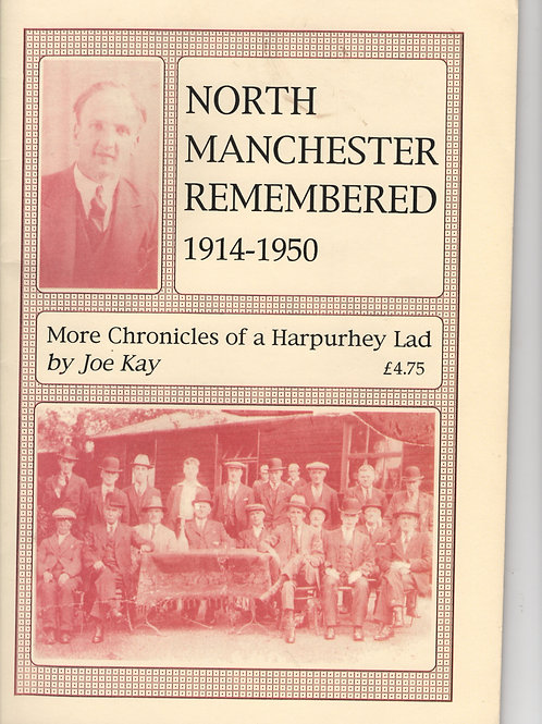 North Manchester Remembered