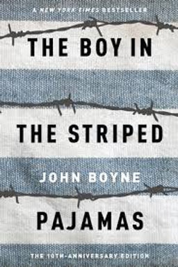THE BOY IN THE STRIPED PYJAMAS  (paperback)