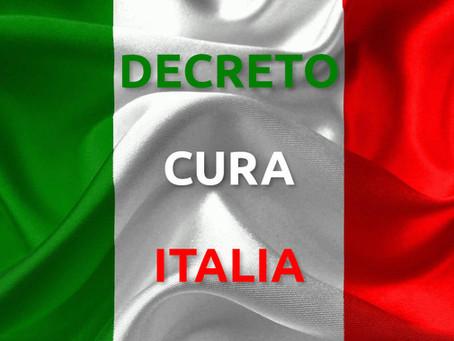 Cura Italia: Il Ministero del lavoro precisa destinatari e modi di fruizione dei benefici previsti.