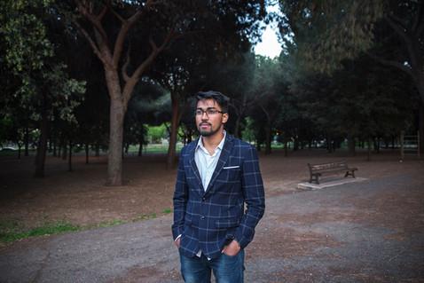 Rifat, originario del Bangladesh, studia ingegneria energetica ed è responsabile dell'area giovani del Coordinamento Associazioni Islamiche del Lazio. Vive in Italia dall'età di 7 anni, si impegna per favorire una continua crescita interculturale, caposaldo di una società multiculturale.