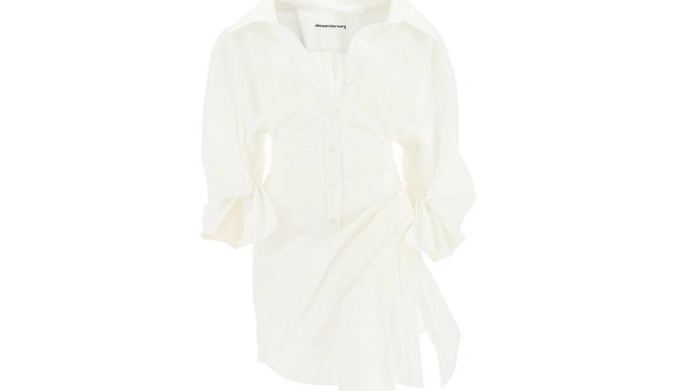 White Alexander Wang Dress
