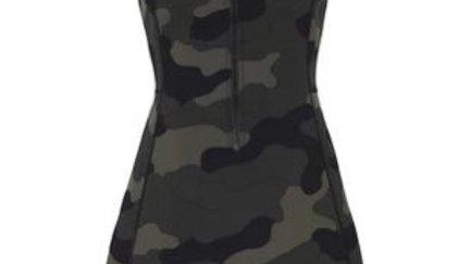 Christian Dior Camouflage Dress