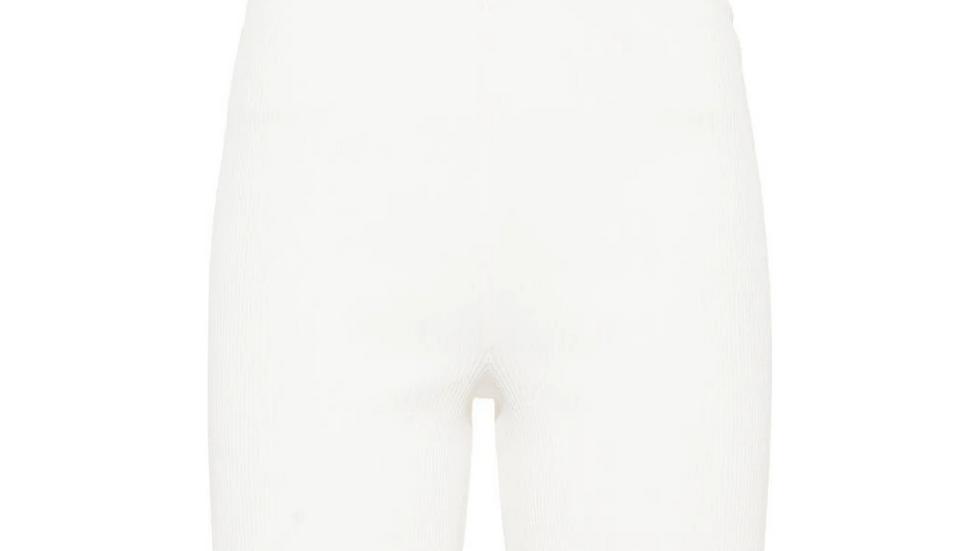 Ribbed Miu Miu Shorts