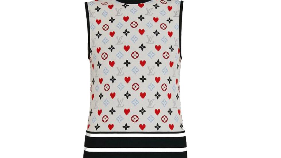 Louis Vuitton Game On Sleeveless Vest