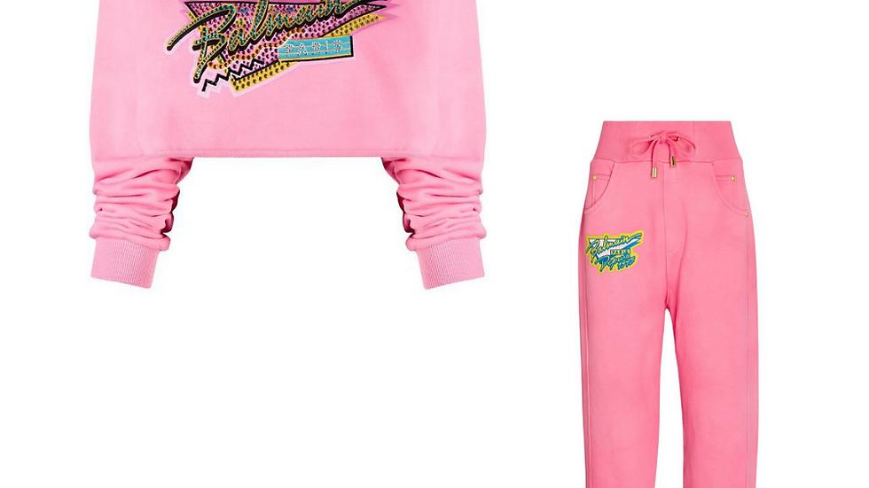 Pink Balmain Set