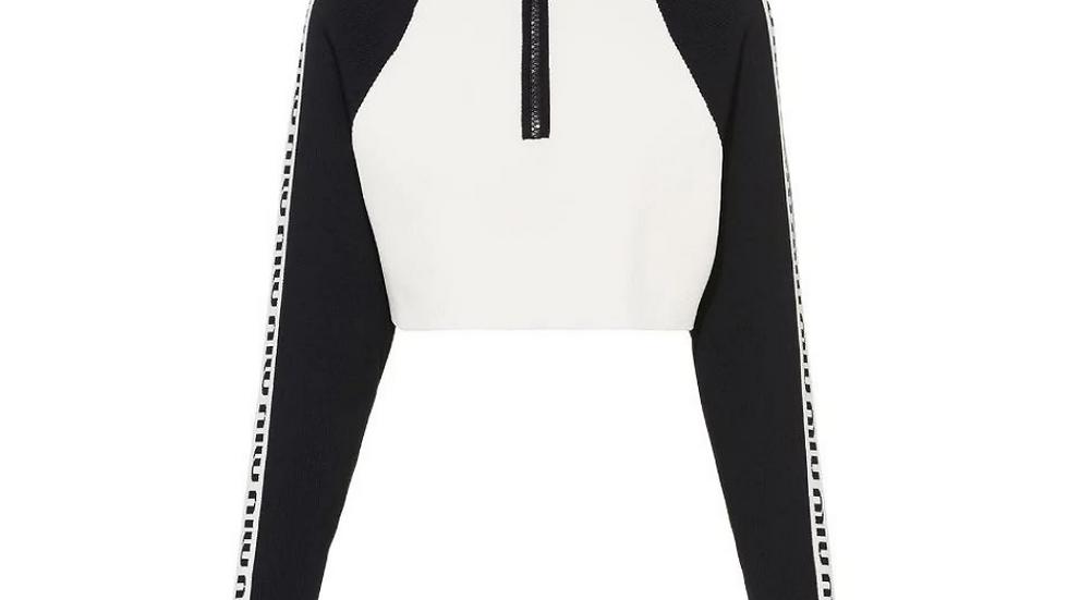 Cropped Miu Miu Sweater