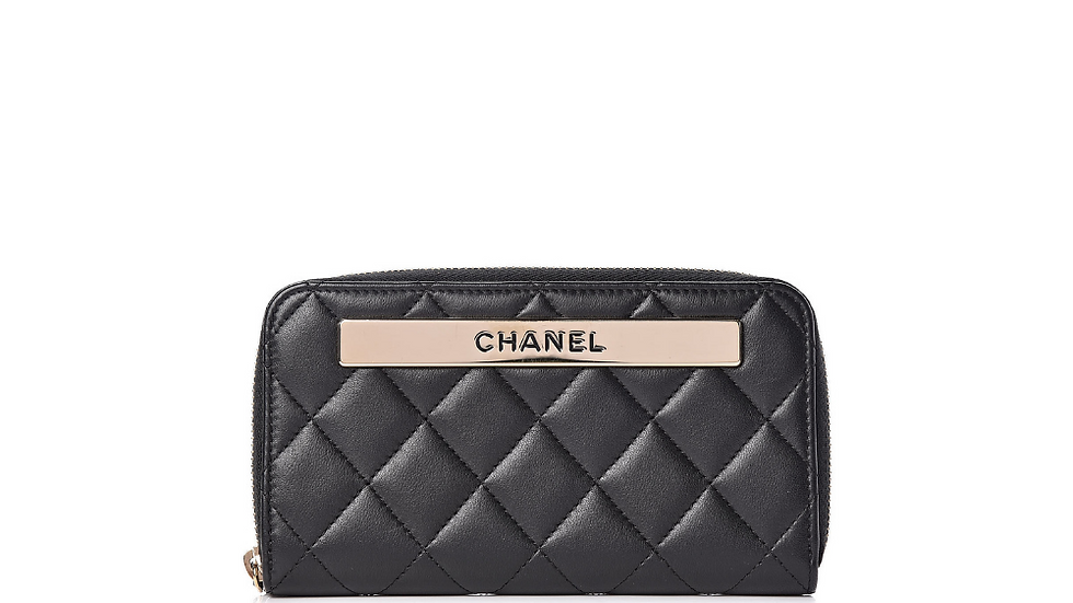 Quilted Chanel Wallet