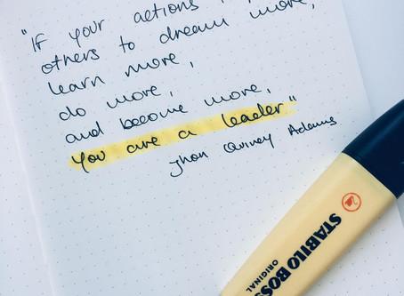 גם אתם מנהיגים?