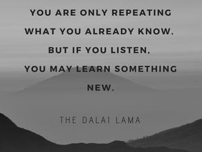 על הקשבה וביונסה