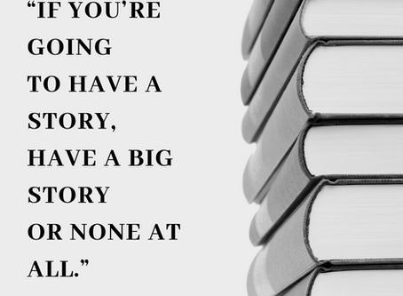 ?מה הסיפור שלכם