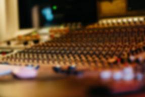 Cadac Mixing Desk Muisc Studio Recording Studios Recording Studio Recording Studio Nottinghamshire