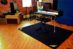 Fender Rhodes Live Room Vox AC30 Fender Bassman Masrhall Cadac Mixing Desk Muisc Studio Recording Studios Recording Studio Recording Studio Nottinghamshire